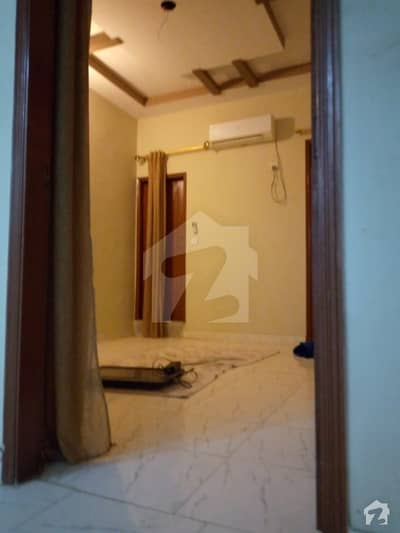2nd Floor Portion Is Available For Sale Prime Location Block 8 Azizabad