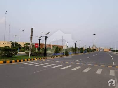 10marla Residential Ready To Construct Plot For Sale In Phase 4 Prime Location All Dues Paid On 100 Ground Ready For Possession