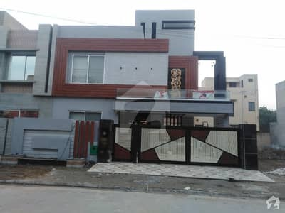 Spacious 10 Marla House Available For Sale In Bahria Town