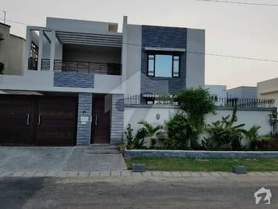 Brand New Bungalow Available For Sale In Dha Phase 7 Ext