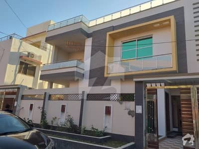 Brand New 400 Sq Yard House For Sale In VIP Block 14 Jauhar
