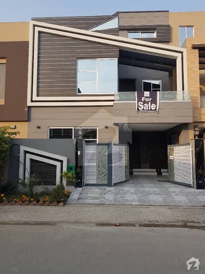 5 Marla Luxury Brand New House For Sale At Ideal Location In Sector E Bahria Town Lahore