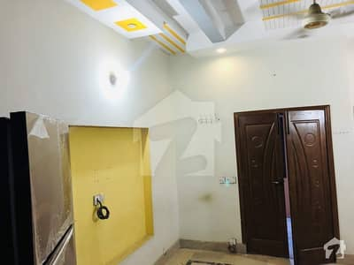 Jail Road House Having Upper And Ground Portion Available For Rent