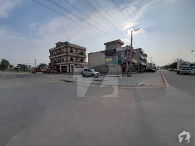 4 Marla Commercial Plot Available In Block A1 On Easy Installments