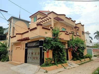 5 Marla House For Sale In Shadman Colony