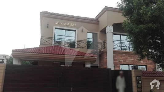 1 Kanal  House For Rent Jasmine Bahria Town Lahore