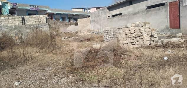 منڈیاں ایبٹ آباد میں 8 مرلہ رہائشی پلاٹ 36 لاکھ میں برائے فروخت۔