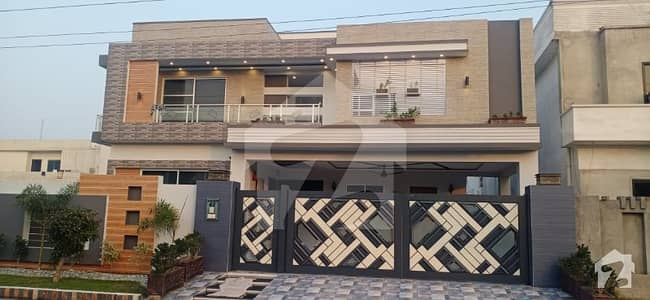 1 Kanal Brand New House In Dc Colony