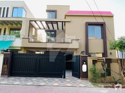 A  Beautiful 10 Marla House For Sale In Overseas B Bahria Town Lahore