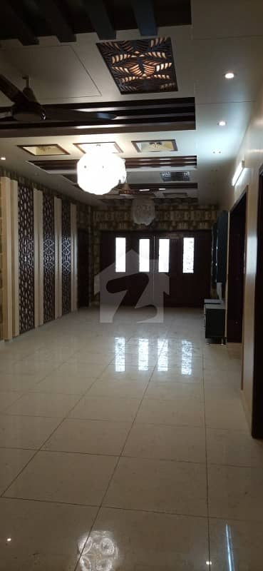 Flat For Sale 3bed Dd With Roof Full Furnished Flat.
