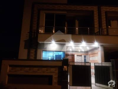 5 Marla Brand New House Available For Sale In Green City Block C