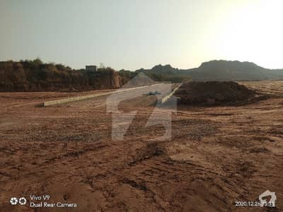 Semi Developed Plot For Sale In Sector N