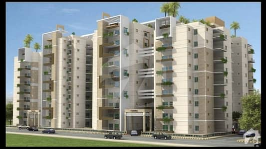 Navy Housing Scheme Karsaz Flat Sized 3500  Square Feet For Sale
