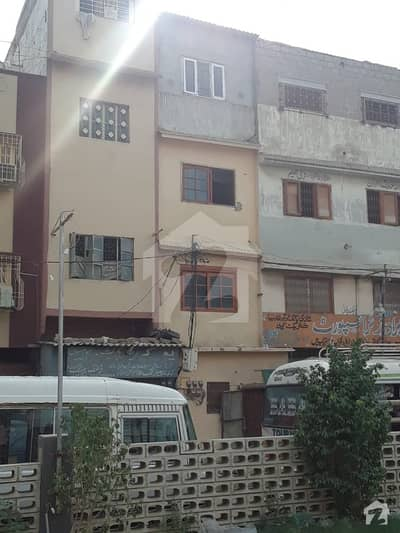 فیڈرل بی ایریا کراچی میں 4 کمروں کا 2 مرلہ مکان 70 لاکھ میں برائے فروخت۔