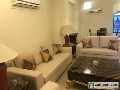 Karakoram Diplomatic Enclave Fully Furnished Luxury Apartment 2 Bed For Rent