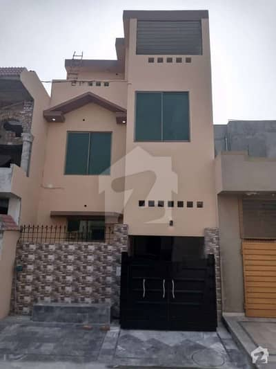 3 Marla C Block Triple Storey Plus Basement Solid Construction House For Sale On Very Ideal Location With Salient Features