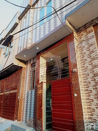 شہباز ٹاؤن فیصل آباد میں 3 کمروں کا 3 مرلہ مکان 55 لاکھ میں برائے فروخت۔