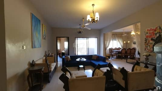 Gorgeous 3000 Square Feet Flat For Sale Available In Clifton