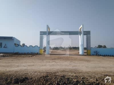 واشفی گارڈن ڈیرہ غازی خان میں 5 مرلہ رہائشی پلاٹ 20 لاکھ میں برائے فروخت۔
