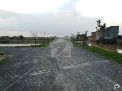 Residential Plot In Rana Town Sized 8 Marla Is Available