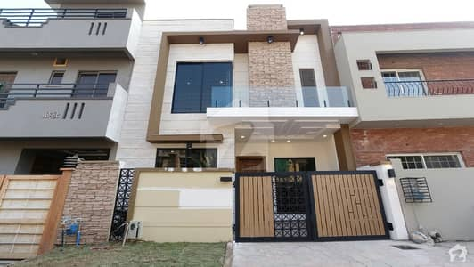 Brand New Designer Single Unit House Is Available For Sale In D-12/1 Islamabad