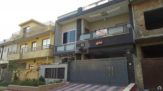 جناح گارڈنز ایف ای سی ایچ ایس اسلام آباد میں 4 کمروں کا 7 مرلہ مکان 1.8 کروڑ میں برائے فروخت۔