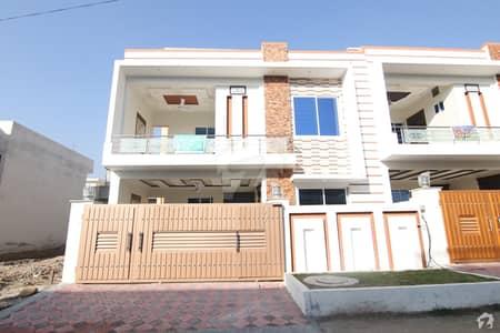 جناح گارڈنز فیز 1 جناح گارڈنز ایف ای سی ایچ ایس اسلام آباد میں 4 کمروں کا 7 مرلہ مکان 1.65 کروڑ میں برائے فروخت۔