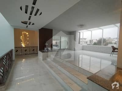1 Kanal Brand New Double Unit Beautiful Bungalow For Sale