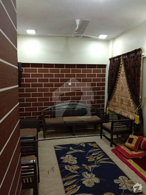 گلشنِ معمار - سیکٹر ایکس گلشنِ معمار گداپ ٹاؤن کراچی میں 2 کمروں کا 4 مرلہ فلیٹ 50 لاکھ میں برائے فروخت۔
