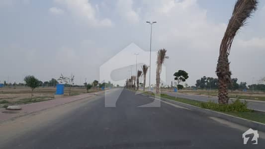 8 Marla Commercial Corner Plot Is Available For Sale In Sector B Main Boulevard