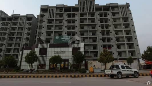 دی رائل مال اینڈ ریزیڈینسی بحریہ انکلیو بحریہ ٹاؤن اسلام آباد میں 2 کمروں کا 6 مرلہ فلیٹ 1.5 کروڑ میں برائے فروخت۔