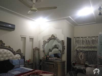 10 Marla Upper Portion Good Looking 3 Bed Available For Rent In Tariq Gardens  Block B Lahore