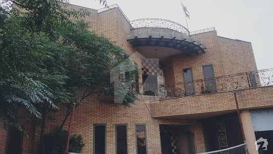 House Of 1 Kanal In Samundari Road Is Available