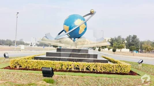 10 MARLA RESIDENTIAL POSSESSION PLOT FOR SALE IN BAHRIA ORCHARD