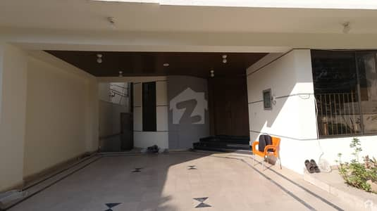 Luxury Double Storey House Is Available For Sale In F-6 Islamabad