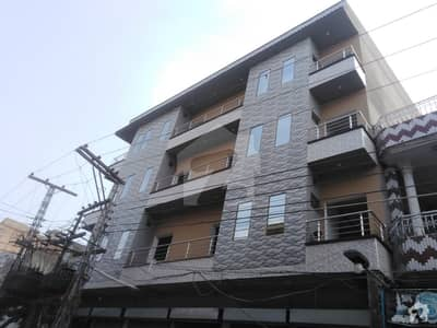 Flat Sized 3 Marla Is Available For Sale In Samanabad