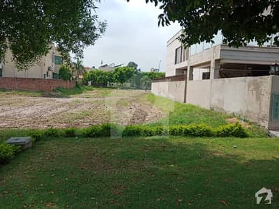 Top Location Corner 1 Kanal Plot No 44 For Sale Dha Phase 6 N Block