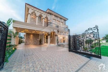 One Kanal Brand New Spanish Villa Near Main Road And Mosque
