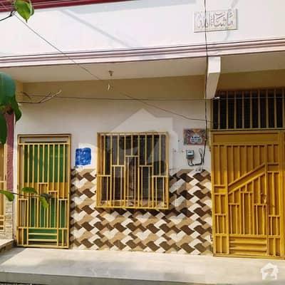 بلدیہ ٹاؤن کراچی میں 5 کمروں کا 3 مرلہ مکان 65 لاکھ میں برائے فروخت۔