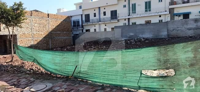 8 Marla Plot For Sale In Sector G Bahria Enclave