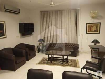 Dha Phase 2 T Block Fully Furnished Office For Rent