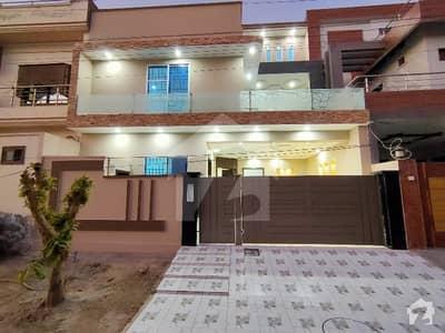 7 Marla Brand New Spanish House At Hot Location Near To Park And Main Boulevard