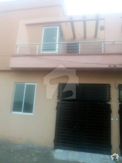3 Marla Double Storey House For Sale In Sj Garden