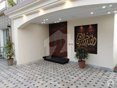 Stunning 10 Marla House In Bahria Town Available