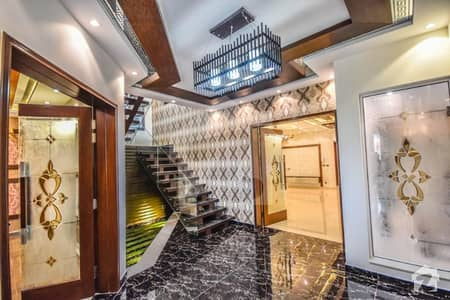 Brand New 1 Kanal  Bungalow First Entry For Rent In State Life Housing Society