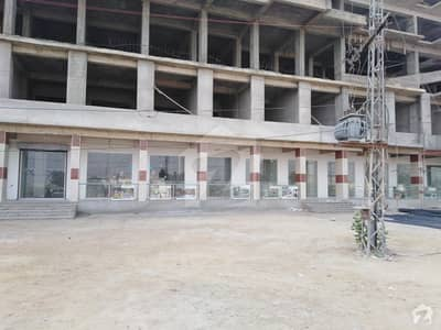 210 Sq Feet New Shop Available For Sale In Easy Installments At Signature Tower Opposite Rajputana Hospital Hyderabad