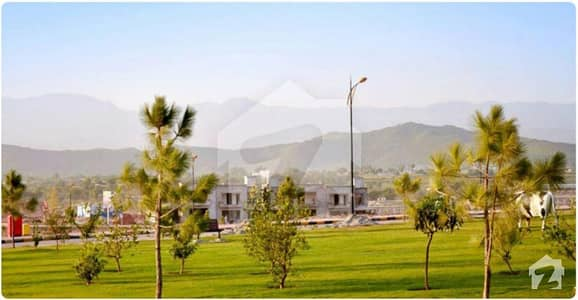 8 Marla Sector G Commercial Plot Available For Sale On Installment At Bahria Enclave Islamabad