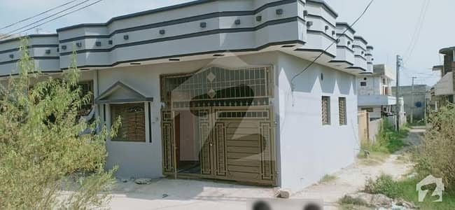 3 Marla Single Storey House For Sale At Main Road Ideal Location
