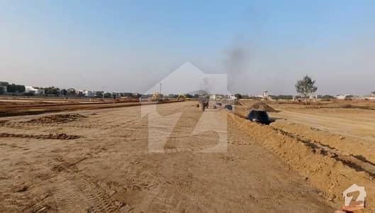 5 Marla Commercial Plot Available For Sale In Bahria Town Lahore Facing Park Paid In 80 Feet Road Open Farm No Transfer Fee