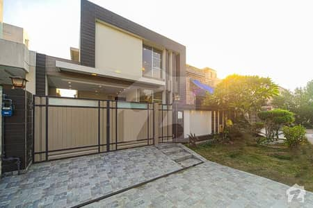 10 Marla Full Basement 5 Beds House In Dha Near Ring Road